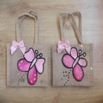 Small Butterfly Bags