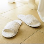 wedding Slippers - Terry Towelling Premium