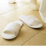 wedding Slippers - Terry Towelling Premium