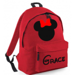 Personalised Mouse Backpacks