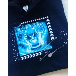 Adult 'Exclusive Tiger' Hoodie