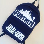Personalised Fortnite Back Pack
