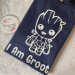 Kids Groot Hoodie