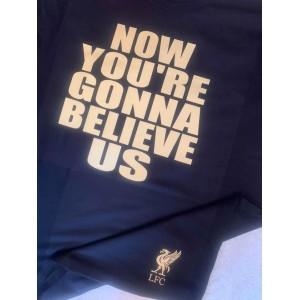 KIDS ' BELIEVE US ' Tshirt