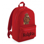 Personalised Gruffalo Mini & large Essential Back Pack's