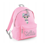 Personalised LOL DOLL Back Pack