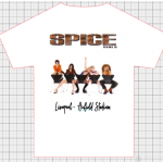 Adult SPICE GIRLS 2019 T-shirt