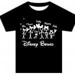 Adult Disney Bound - Stick Family