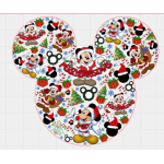Kids CHRISTMAS MICKEY Tshirt