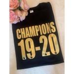 KIDS 'CHAMPIONS 19-20' Tshirt