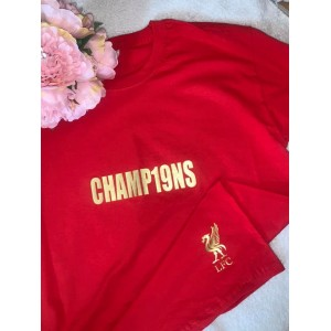 KIDS 'CHAMP19NS' Tshirt