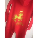Kids Personalised Christmas Onesie