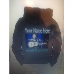 Kids Ed Sheeran Hoodie (Back Design)