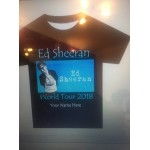 Adult Ed Sheeran Tshirt (Design 1)