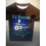 Adult Ed Sheeran Tshirt (Design 2)