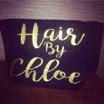 Design Your Own - Large Makeup/Toiletries Bag