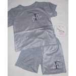Lounge Shorts & Tee Set (Unisex)