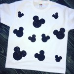 Kids Minnie/Mickey ALLOVER Tshirt