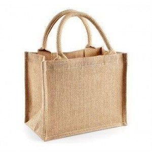 Midi Jute Bag - New Colours