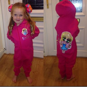Kids Character Onesie - Little Miss/Mr Characters