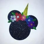 Kids Unicorn Mouse Hoodie