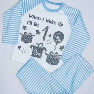 When I Wake Up.... kids PJ's